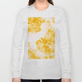 Beautiful Peony Flowers White Background #decor #society6 #buyart Long Sleeve T-shirt