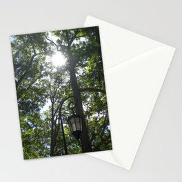 Lamppost, Wellesley College Stationery Cards