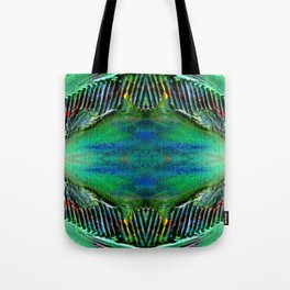 Textured Eye, View 2 Tote Bag