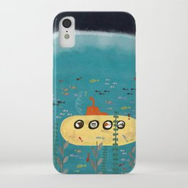 another little adventure iPhone Case