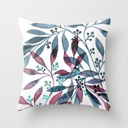 Seeded Eucalyptus Throw Pillow