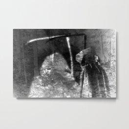 The Reaper Metal Print