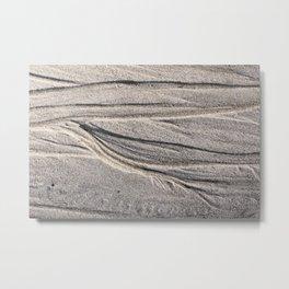 Sand Wash 2 Metal Print