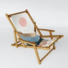 Golden Peaks Sling Chair