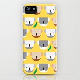 Kooky Koalas I iPhone Case
