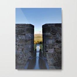 Scottish History Metal Print