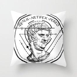 Collective unconscious - Scaenici Imperatoris Throw Pillow