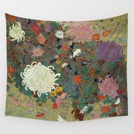 flower【Japanese painting】 Wandbehang