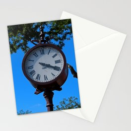 Maumee Clock Stationery Cards