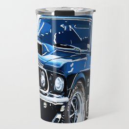 american muscle  Travel Mug