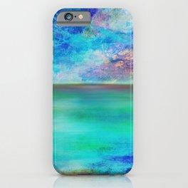 Ocean at Sunrise iPhone Case