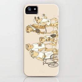 Hipster Meerkats iPhone Case