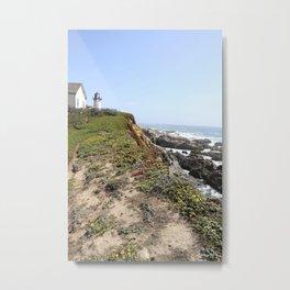 Point Montara Lighthouse Metal Print