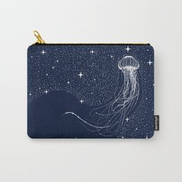 starry jellyfish Carry-All Pouch