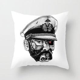 The all new Terminators. The Rockstar Throw Pillow
