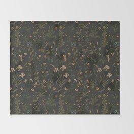 Old World Florals Decke