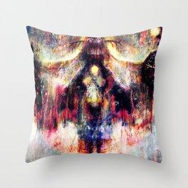 Udagan - Shamaness Throw Pillow