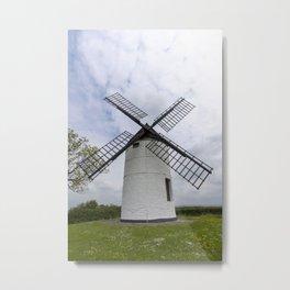 Ashton windmill Metal Print