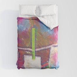 Title Shop Art Pop Art Comforters