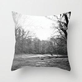 Spirits On The Breeze Throw Pillow