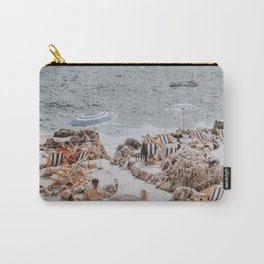 capri, italy Carry-All Pouch
