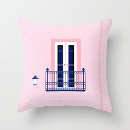 Window of Andalucia | 3 Throw Pillow