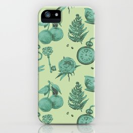 Orangerie iPhone Case