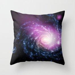 Universe 3D T-Shirt Throw Pillow