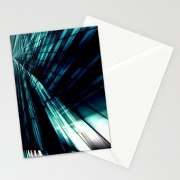 The mirror of the soul Stationery Cards