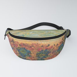 Flowers of Provence Fanny Pack