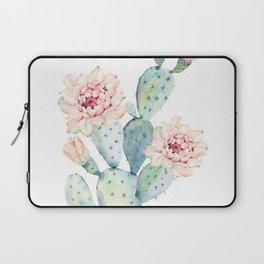 The Prettiest Cactus Laptop Sleeve