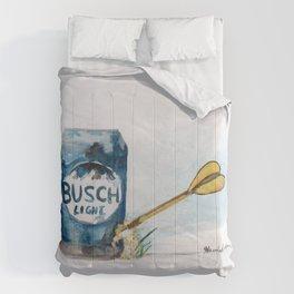 Beer Darts Comforters