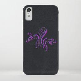 3 Headed Snake iPhone Case