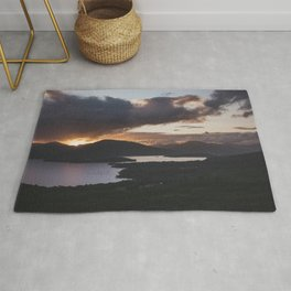 Loch Lomond - Landscape and Nature Photography Rug