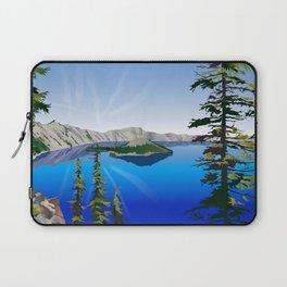 Crater Lake National Park Laptop Sleeve