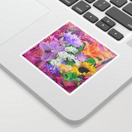 Color Riot Sticker