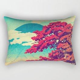 The New Year in Hisseii Rectangular Pillow
