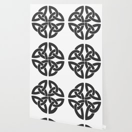 Celtic Shamrock Tribal Knot Wallpaper