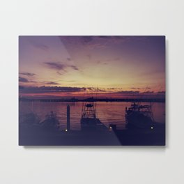 The Marina Metal Print
