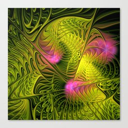 flamedreams -14- Canvas Print