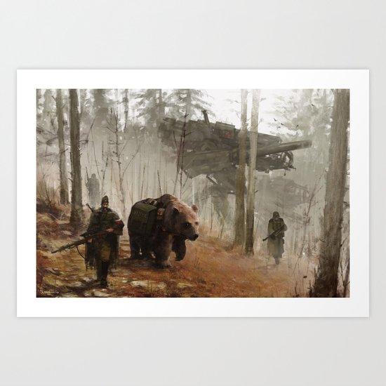 1920 - into the wild by mrwerewolf