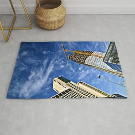 Diving into the BLUE BERLIN SOUND Rug