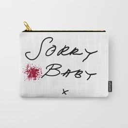 Killing Eve - Sorry Baby -quote-Villanelle Carry-All Pouch