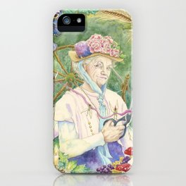 The Faery Godmother iPhone Case