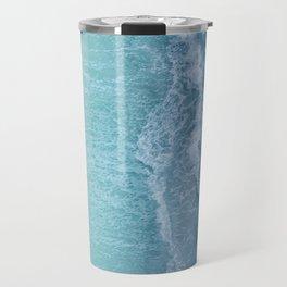 Turquoise Sea Travel Mug