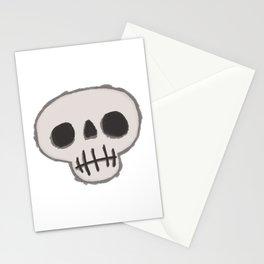 Skull-King Stationery Cards
