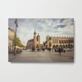 Krakow 1.4 Metal Print