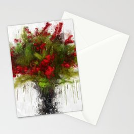 Bunch of Berries Stationery Cards