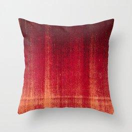 SCRATCHES / Six Throw Pillow