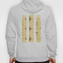 Tiki Totems – Gold Palette Hoody